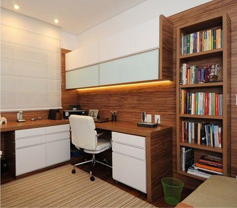 Móveis Planejados para Escritórios Home Office Campinas