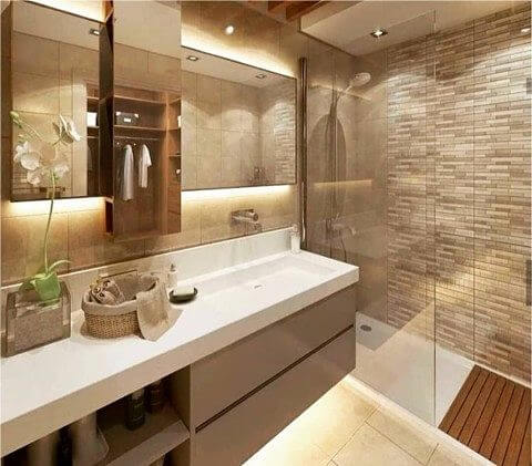 Móveis Planejados para banheiros Campinas